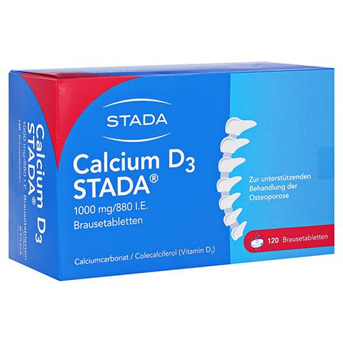 Calcium D3 STADA 1000mg/880 I.E. 120 Stück N3