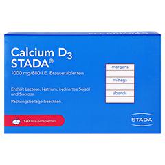 Calcium D3 STADA 1000mg/880 I.E. 120 Stück N3 - Rückseite