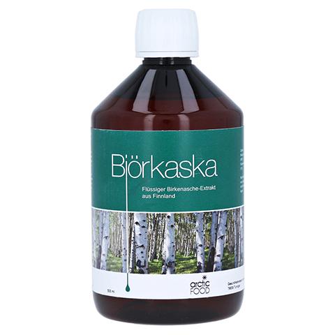 ARCTIC FOOD Björkaska Birkenasche Extrakt 500 Milliliter
