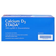 Calcium D3 STADA 1000mg/880 I.E. 120 Stück N3 - Unterseite