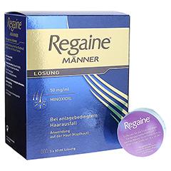 Regaine Männer+ gratis Regaine Zauberhandtuch 3x60 Milliliter
