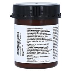 SCHÜSSLER Nr.4 Kalium chloratum D 6 Tabletten 1000 Stück - Linke Seite