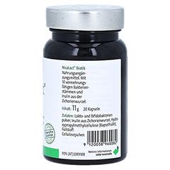 NICAPUR NicaLact Biotik 20 Kapseln 11 Gramm - Linke Seite