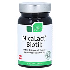 NICAPUR NicaLact Biotik 20 Kapseln 11 Gramm