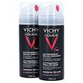VICHY HOMME Deo Spray 72h 2x150 Milliliter
