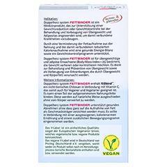 DOPPELHERZ Fettbinder mit KiObind system Tabletten 150 Stück - Rückseite
