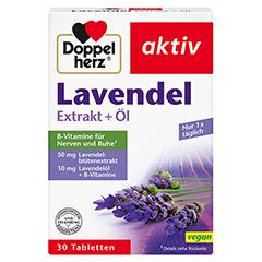 Doppelherz aktiv Lavendel Extrakt + Öl 30 Stück