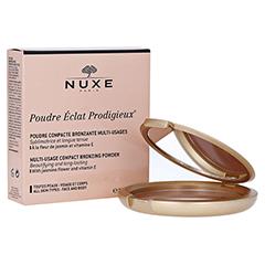 NUXE Poudre Eclat Prodigieux Bronze-Kompaktpuder 25 Gramm