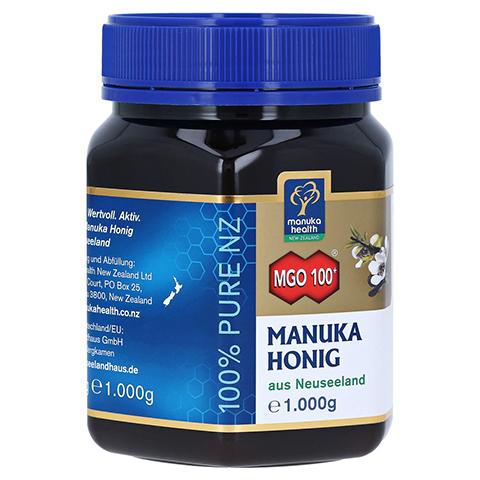 MANUKA HEALTH MGO 100+ Manuka Honig 1000 Gramm
