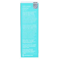 dermalogica AGE bright Clearing Serum 30 Milliliter - Rückseite