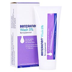 Benzaknen Wash 5% 100 Gramm N3