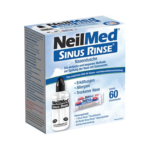 NEILMED Sinus Rinse Nas.du.+Nas.Sp.Salz 60 DosBtl 1 Packung