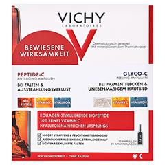 VICHY LIFTACTIV Specialist Ampullen Kombi-Set + gratis Vichy Liftactiv Specialist Anti-Aging Ampulle Probe 1 Packung - Rückseite