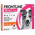 FRONTLINE Tri-Act Lsg.z.Auftropfen f.Hunde 5-10 kg 3 Stück