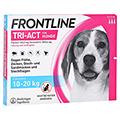 FRONTLINE Tri-Act Lsg.z.Auftropfen f.Hunde 10-20kg 3 Stück