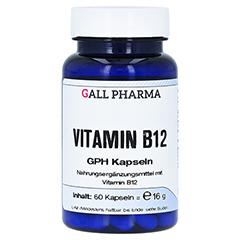 VITAMIN B12 GPH 3 µg Kapseln 60 Stück