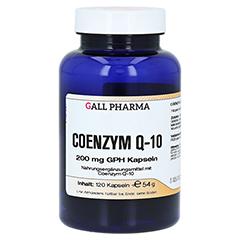 COENZYM Q10 200 mg GPH Kapseln 120 Stück