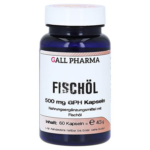 FISCHÖL 500 mg GPH Kapseln 60 Stück
