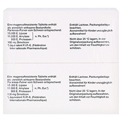 Meteozym 200 Stück N3 - Oberseite