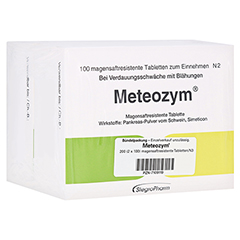 Meteozym 200 Stück N3