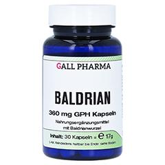 BALDRIAN 360 mg GPH Kapseln 30 Stück