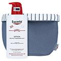 Eucerin pH5 Hautschutz Lotion + gratis Eucerin Bad-Korb 400 Milliliter