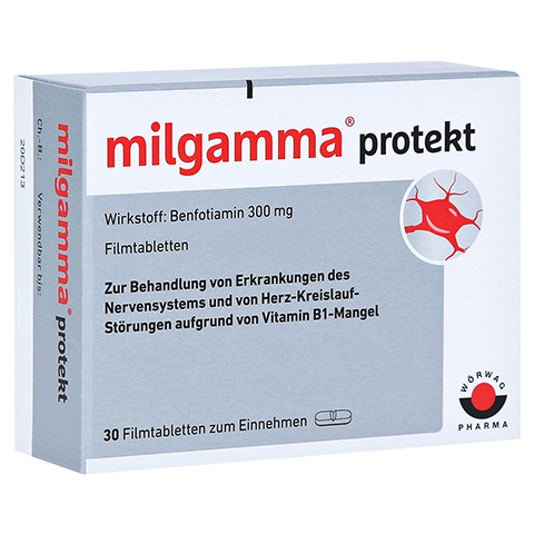Milgamma protekt 30 Stück