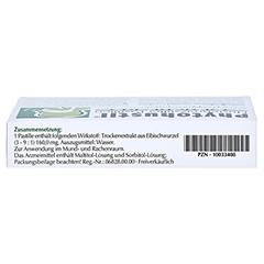 Phytohustil Hustenreizstiller 20 Stück N1 - Unterseite