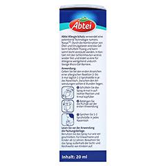 ABTEI Allergie Schutz Nasen-Gel-Spray 20 Milliliter - Linke Seite