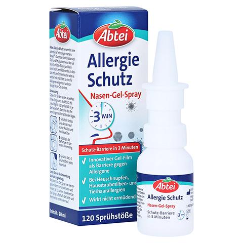 ABTEI Allergie Schutz Nasen-Gel-Spray 20 Milliliter