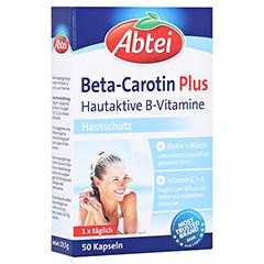 Abtei Beta-Carotin Plus Hautaktive B-Vitamine 50 Stück