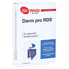 DARM PRO RDS Reizdarm magensaftresistente Kapseln 60 Stück