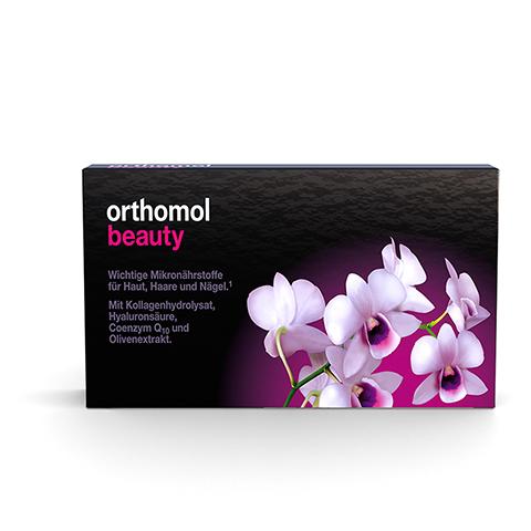 Orthomol Beauty Trinkfläschchen 7 Stück