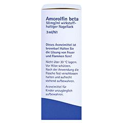 Amorolfin beta 50mg/ml 3 Milliliter N1 - Linke Seite