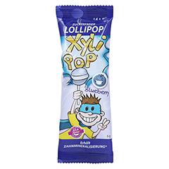 MIRADENT XyliPOP Lolli Zahnpflegelolli Blaubeere 1x6 Gramm