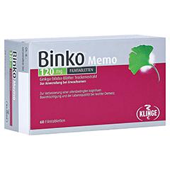 Binko Memo 120mg 60 Stück
