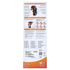 VOLTACTIVE Kniebandage S 1 Stück - Rückseite
