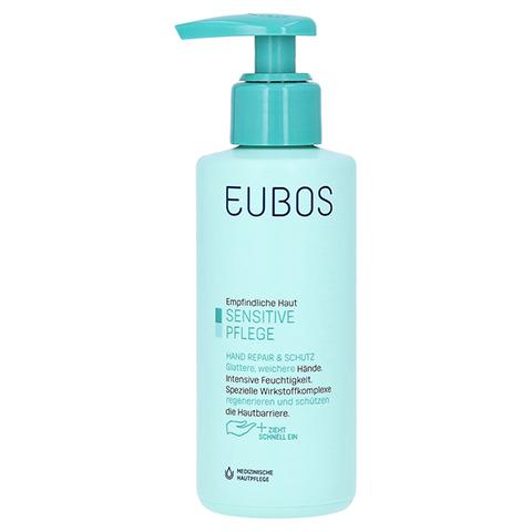EUBOS SENSITIVE Hand Repair & Schutz Creme Spend. 150 Milliliter