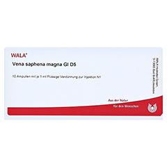 VENA SAPHENA magna GL D 5 Ampullen 10x1 Milliliter N1 - Vorderseite