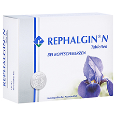 REPHALGIN N Tabletten 100 Stück N2