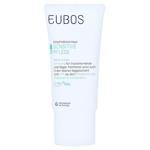 EUBOS SENSITIVE Hand & Nail Creme sens.Haut 50 Milliliter