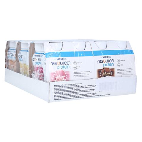RESOURCE Protein Drink Mischkarton 24x200 Milliliter
