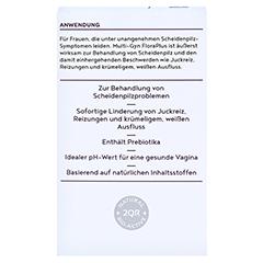 Multi-gyn Floraplus Gel 5x5 Milliliter - Rückseite