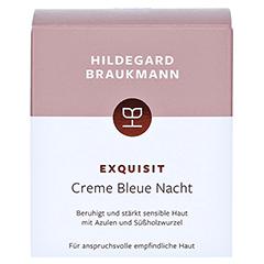 Hildegard Braukmann EXQUISIT Creme Bleue Night 50 Milliliter - Vorderseite