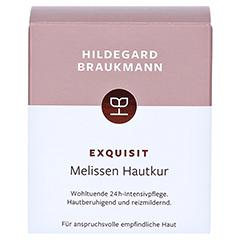 Hildegard Braukmann EXQUISIT Melissen Hautkur 50 Milliliter - Vorderseite
