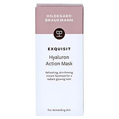 Hildegard Braukmann EXQUISIT Hyaluron Effekt Maske 30 Milliliter - Rückseite