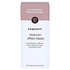 Hildegard Braukmann EXQUISIT Hyaluron Effekt Maske 30 Milliliter - Vorderseite