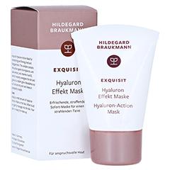 Hildegard Braukmann EXQUISIT Hyaluron Effekt Maske 30 Milliliter