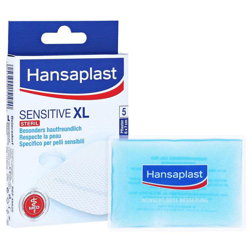 hansaplast-sensitive-xl-pflaster-6x7-cm-5-stuck