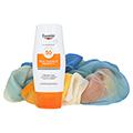 EUCERIN Sun Allergie Gel 50+ + gratis Eucerin Sonnentuch 150 Milliliter